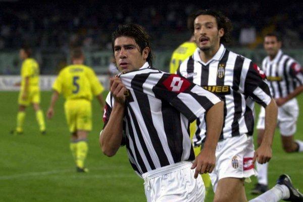Marcelo Salas no tuvo un buen paso por Juventus y las lesiones se lo comieron / imagen: Getty Images
