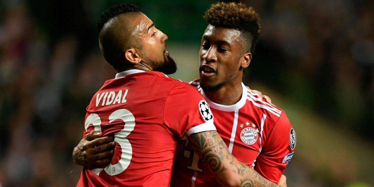 Minuto a minuto: Bayern Munich vence al Celtic y se acerca a octavos