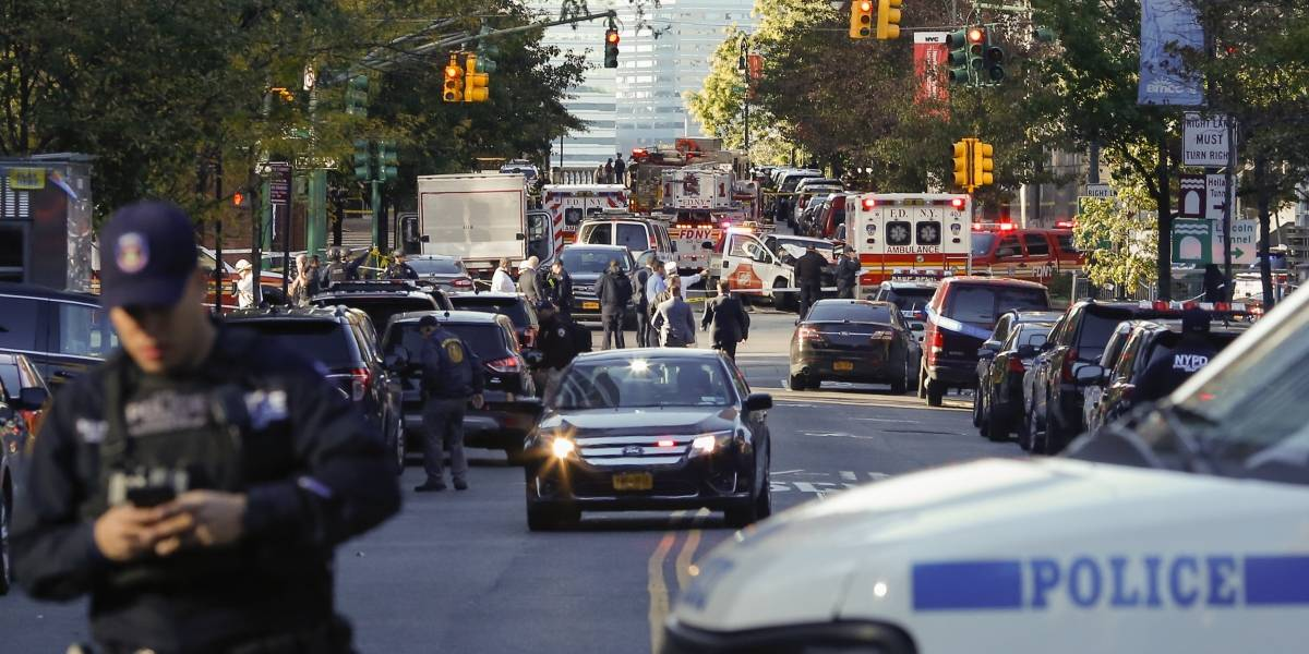 A pesar de atentado, realizarán desfile de Halloween en Nueva York