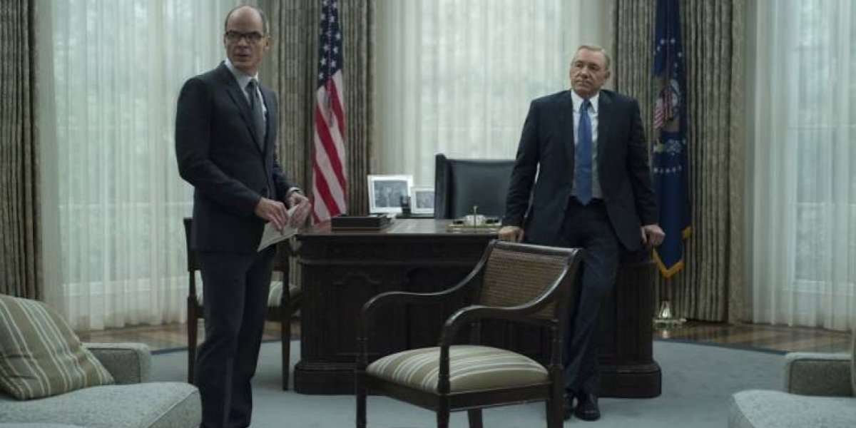House of Cards continuará sin su protagonista