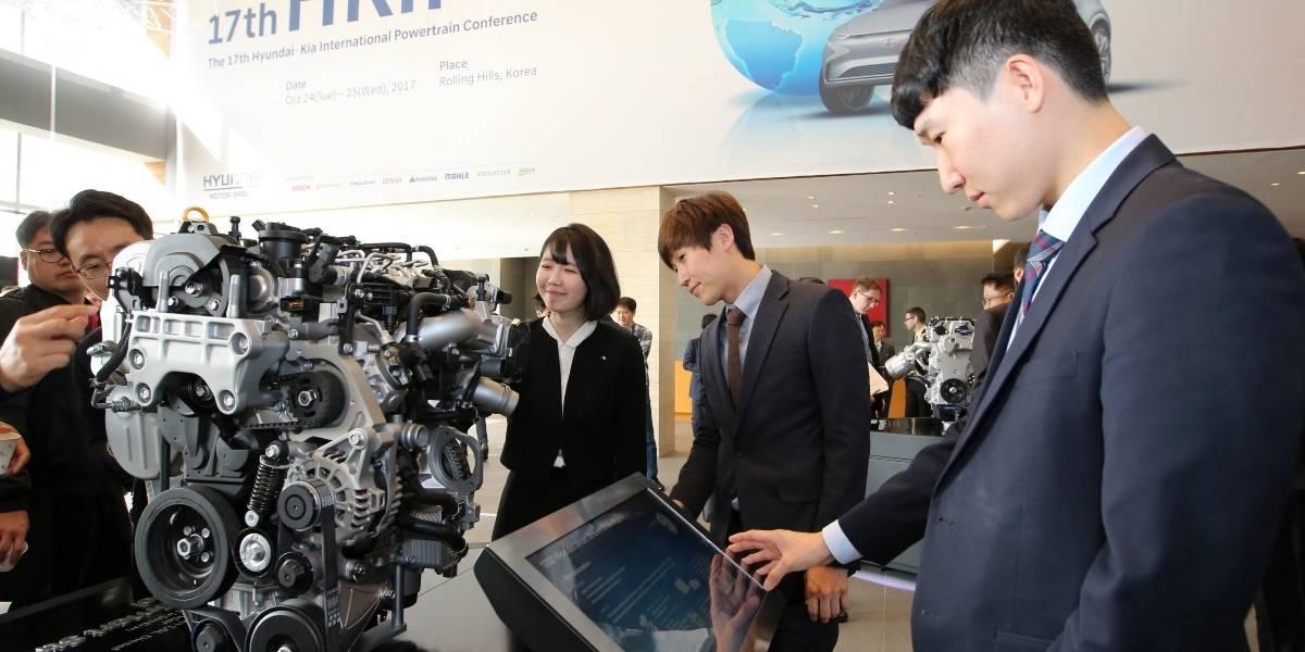 Hyundai Motor Group revela secretos de su próxima generación de motores