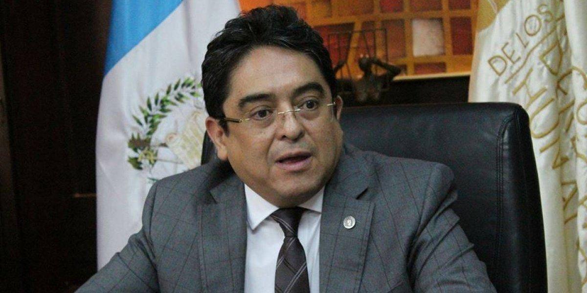 """Elección de Fiscal General del MP """"es crucial"""", señala procurador de los Derechos Humanos"""