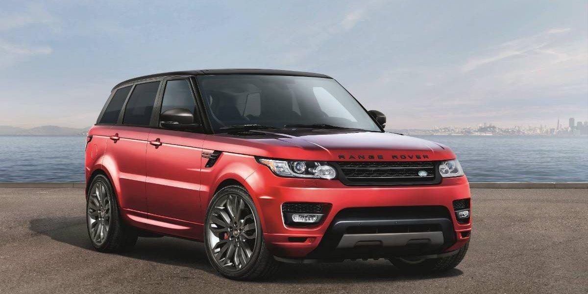 Land Rover presenta una exclusiva versión del Range Rover Sport