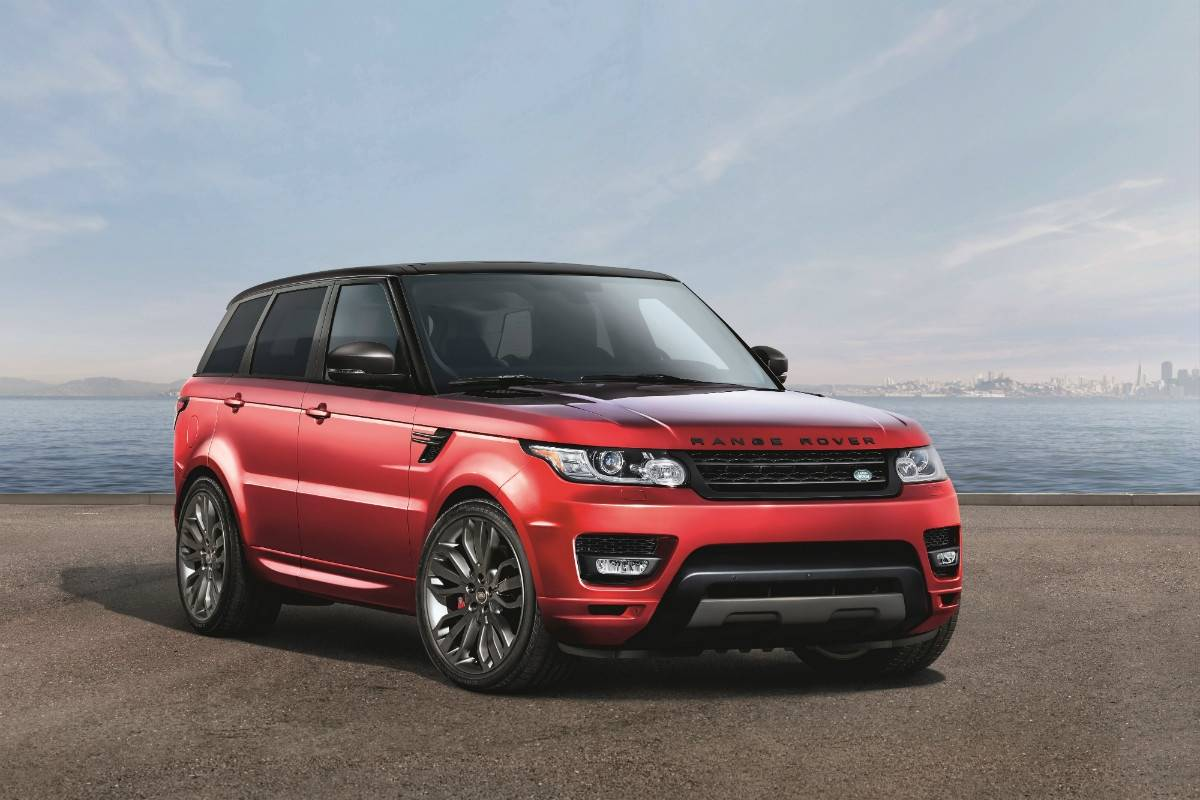 land rover presenta una exclusiva versi n del range rover sport publimetro chile. Black Bedroom Furniture Sets. Home Design Ideas