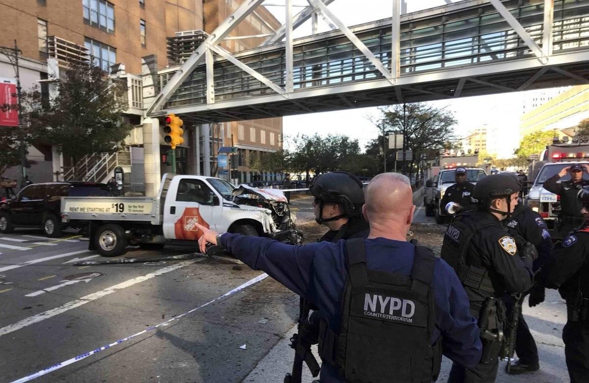 Tiroteo en Nueva York deja varias personas heridas