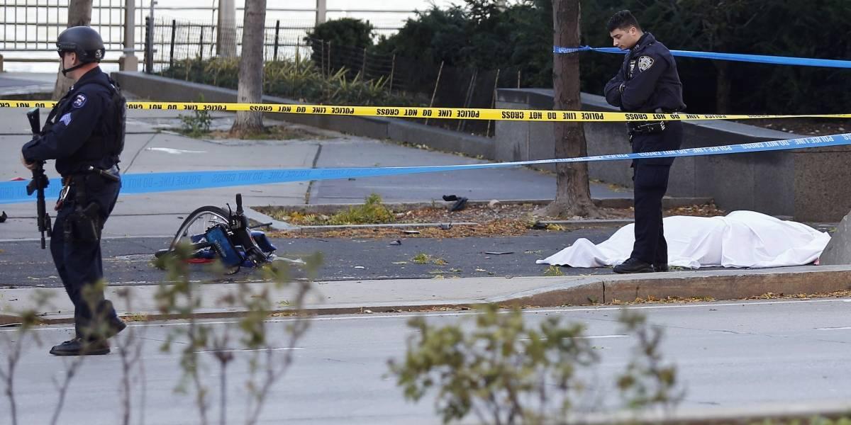 Reportan muertes en Manhattan
