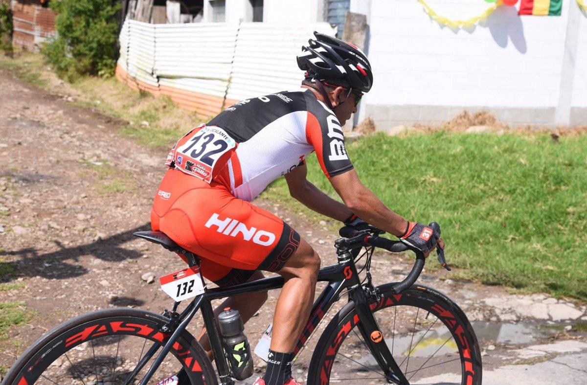La experiencia de Marvin Escalanta en el pedal