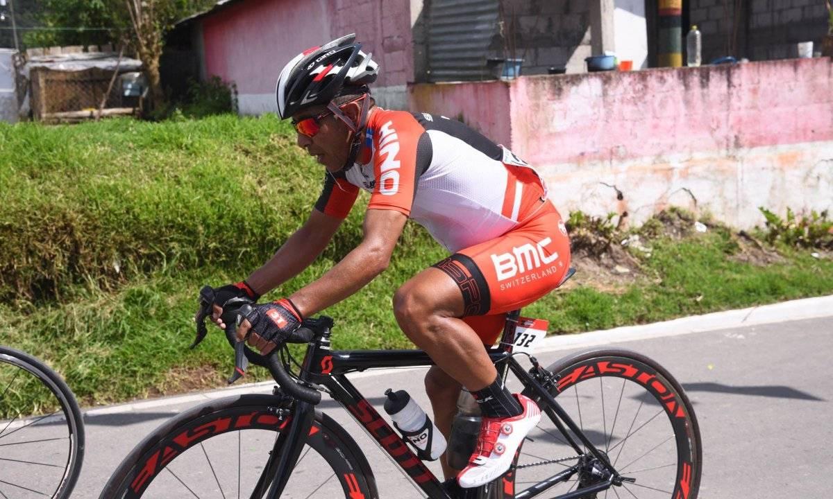 El más veterano de la Vuelta