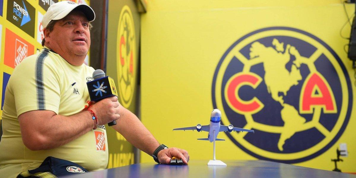 'Me equivoqué y lo debo aceptar': Miguel Herrera