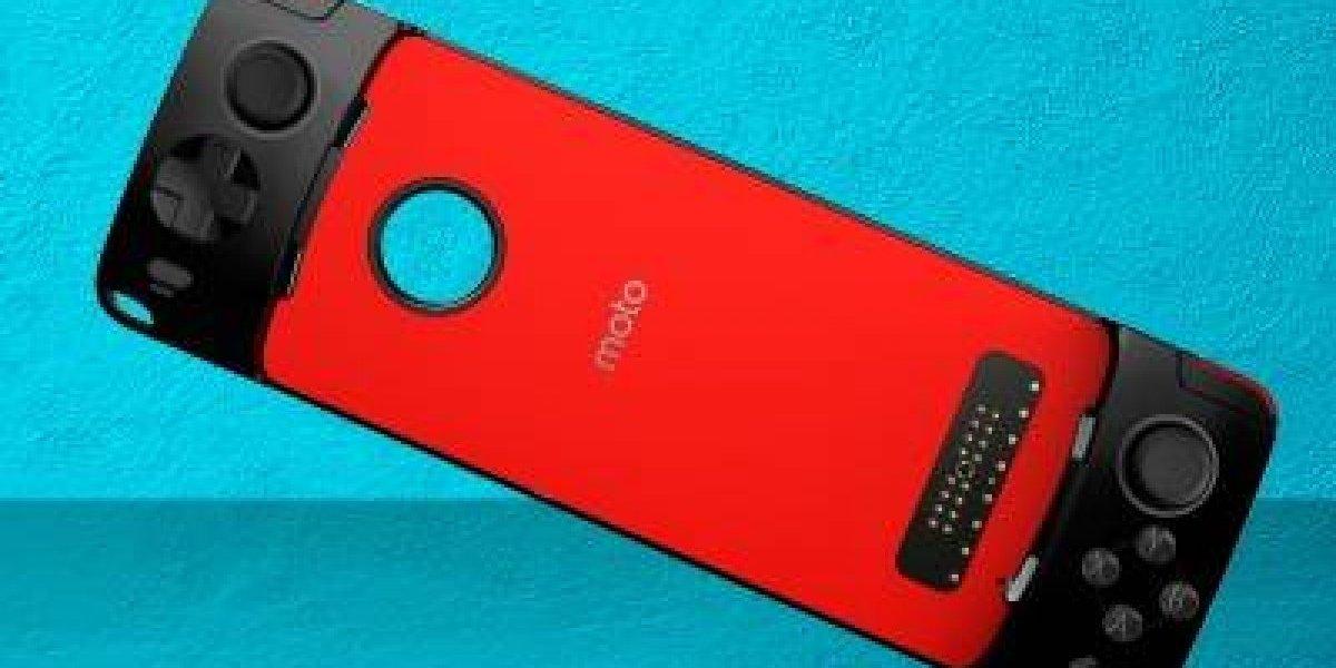 Moto Z2 Play incorpora un gamepad en su edición limitada