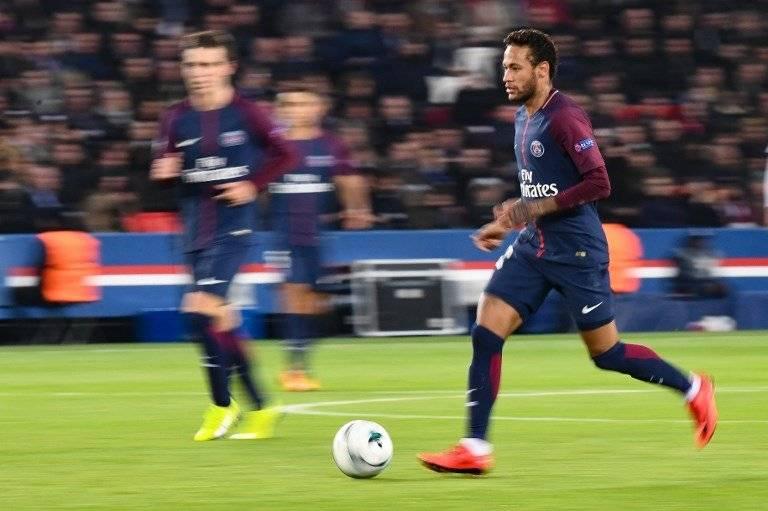 Neymar, la figura del PSG