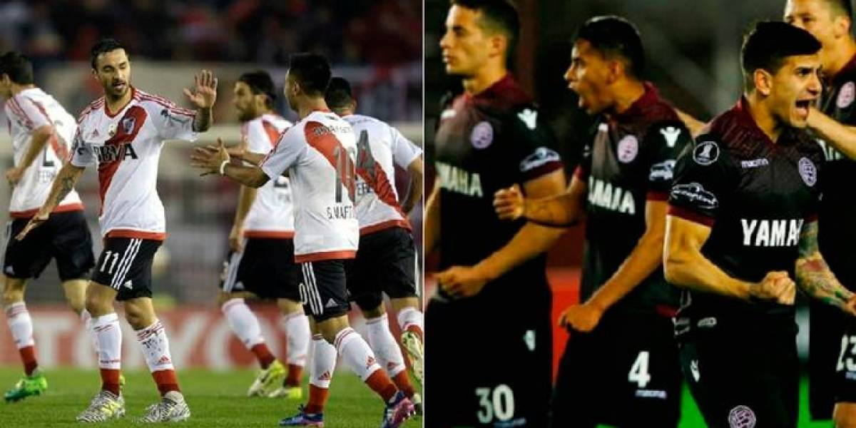 River Plate o Lanús, quién será el primer finalista de la Libertadores