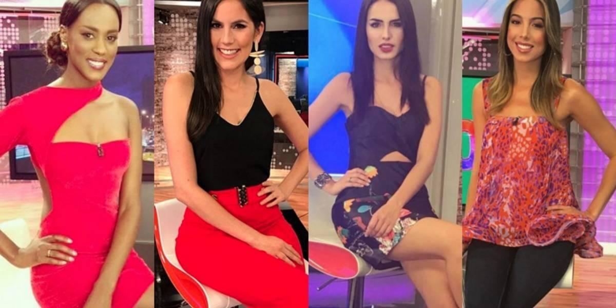 El disfraz de la presentadora del Canal Caracol con el que arrasó en un concurso en la empresa