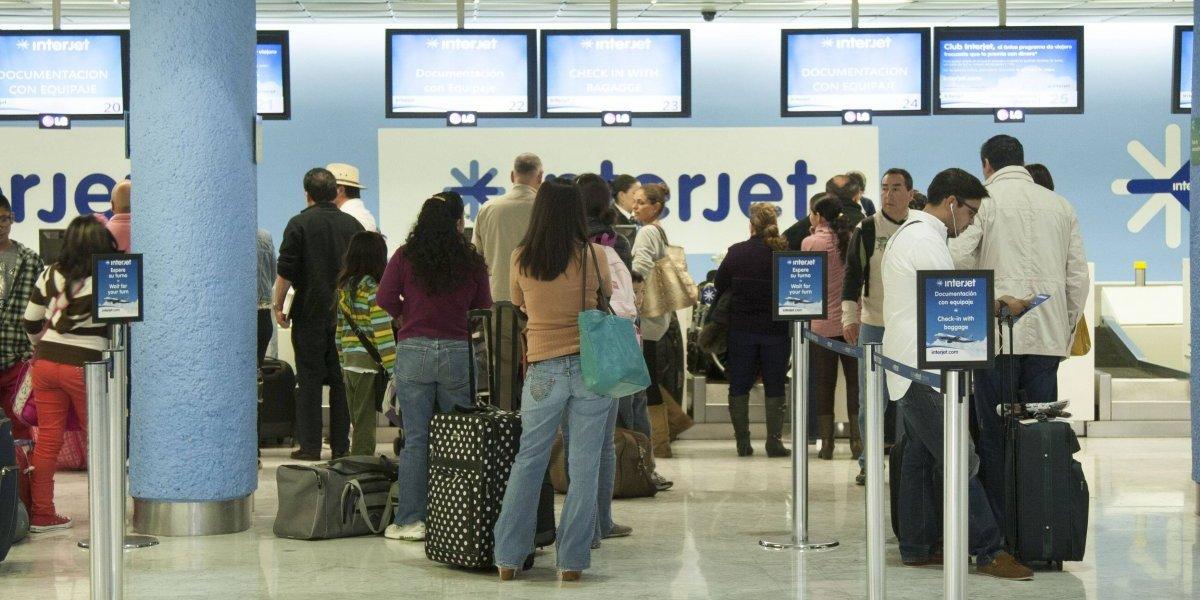 Interjet cancela vuelos entre CDMX y 5 destinos nacionales, a partir de mañana