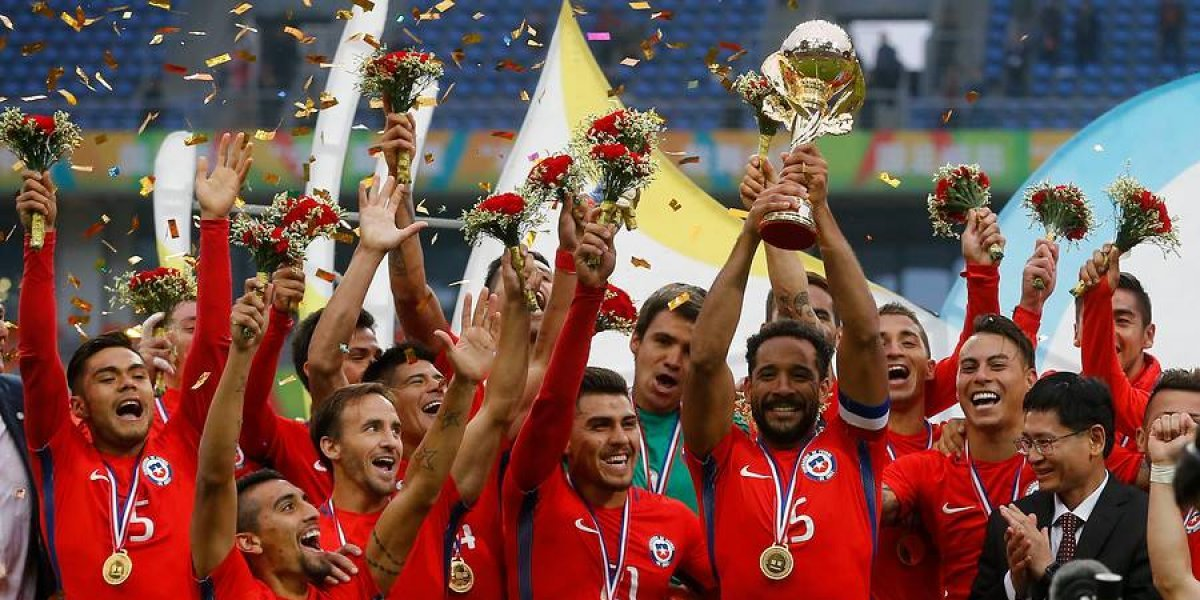 Chile no podrá revalidar su corona de la China Cup