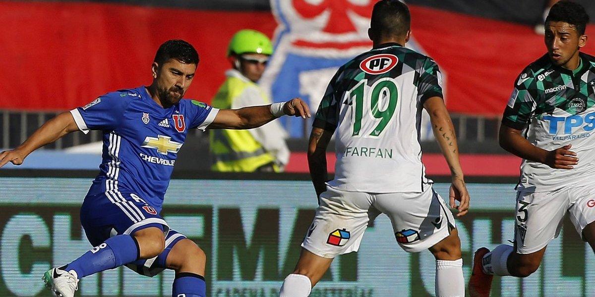 """Wanderers promete un """"infierno"""" en Valparaíso para David Pizarro: """"Para nosotros es un traidor"""""""