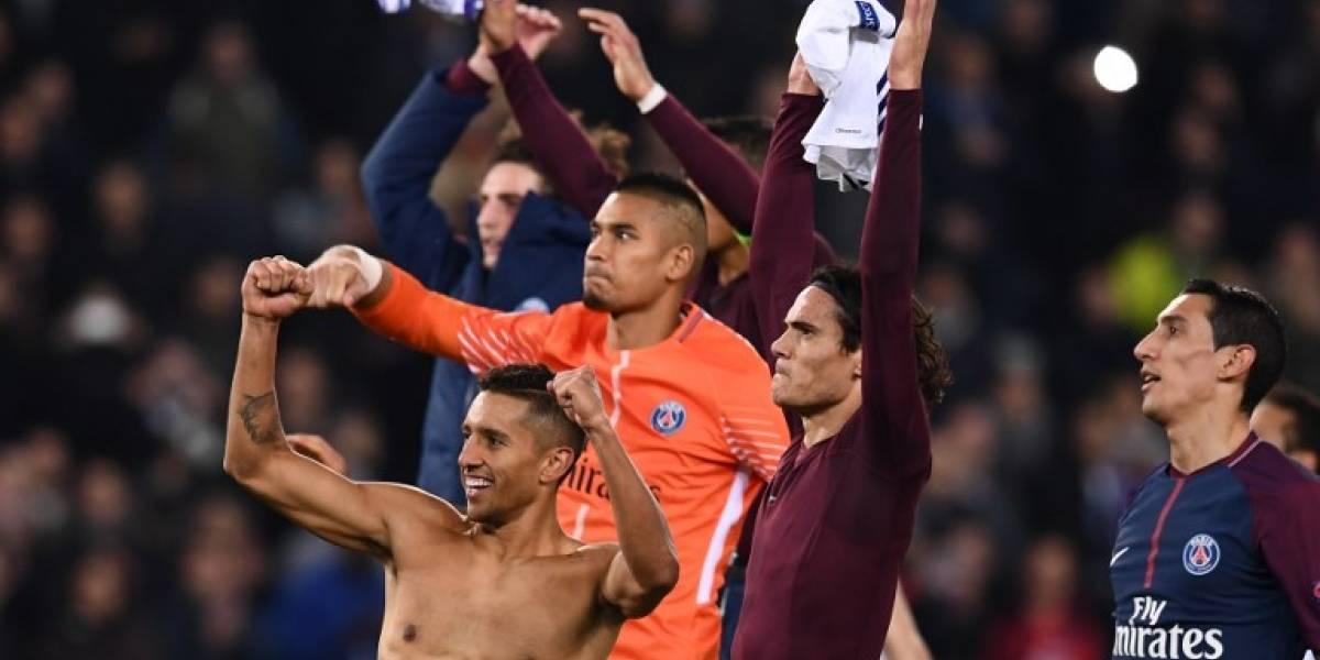 Equipos que ya clasificaron a los octavos de final de la Champions League