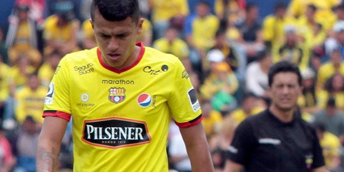 Barcelona SC sin saber a qué hora sale de Bolivia