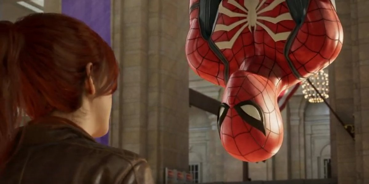 Sony presenta el tráiler de Marvel's Spider-Man