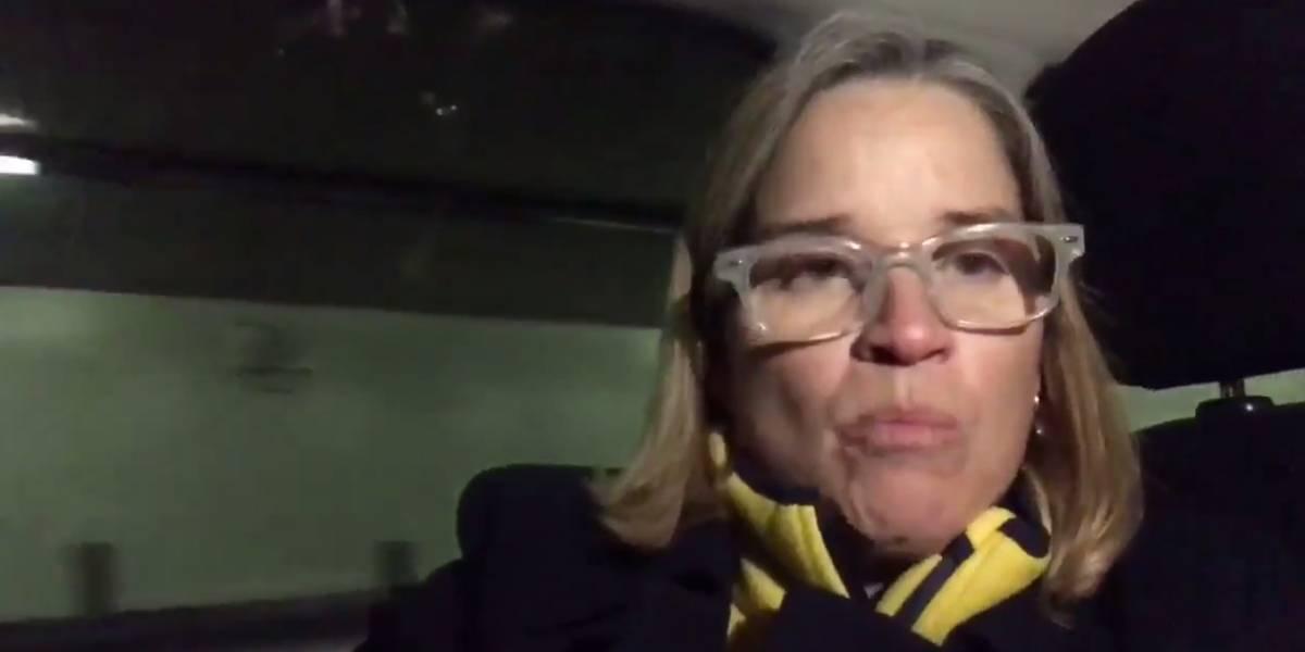 Carmen Yulín Cruz denuncia en Washington D. C. intento de silenciarla