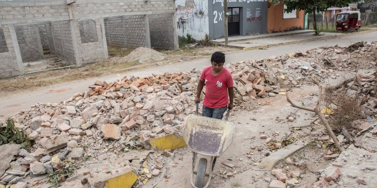 Sismos alentan marcha de la economía mexicana