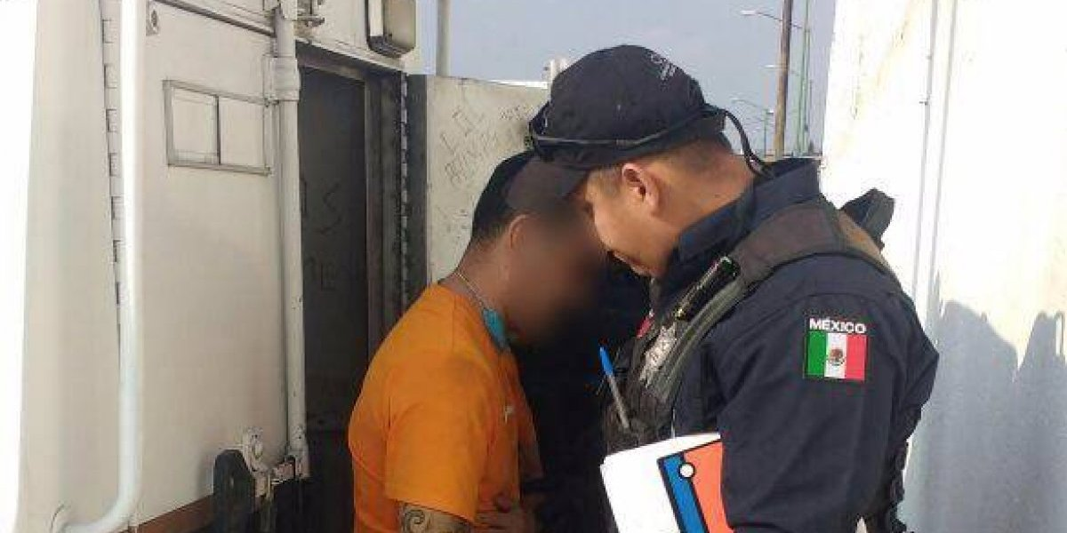 Revelan las primeras fotos del traslado de 'El Tato' a un penal federal