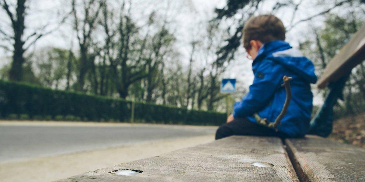Cubriendo agresión infantil