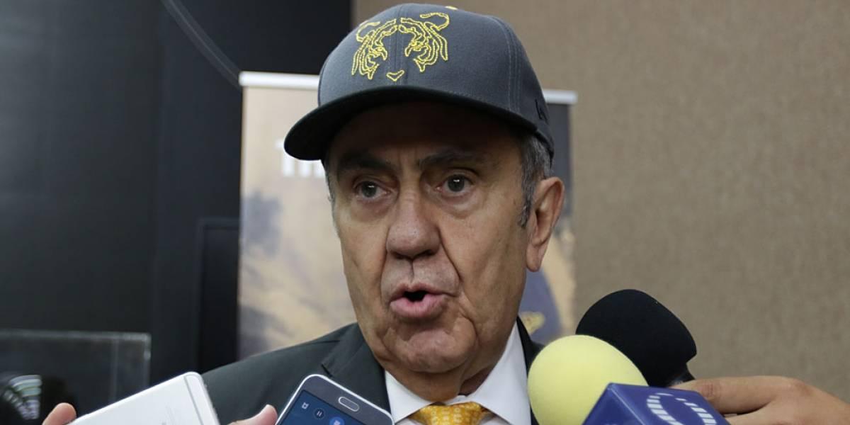 Alejandro Rodríguez desmiente su posible salida de Tigres