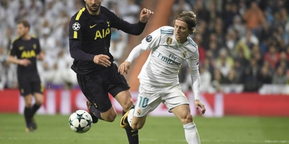 Tottenham y Real Madrid se enfretan por el liderato del grupo H