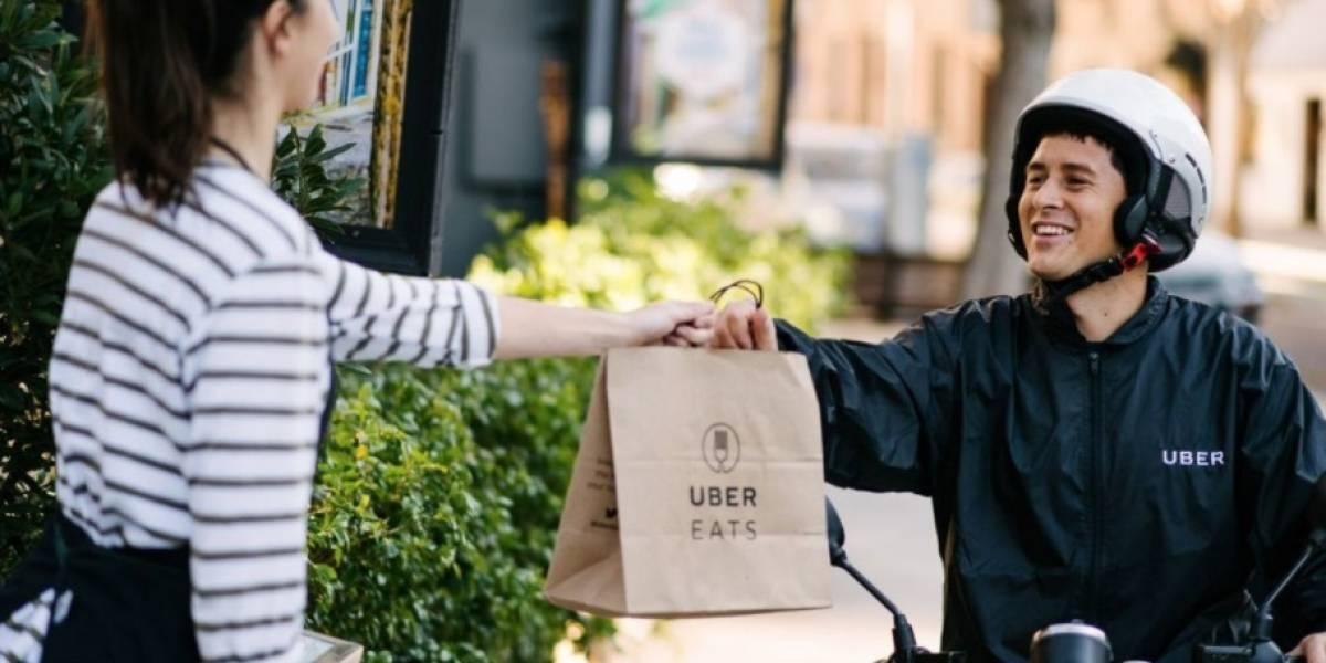 ¿Pensando en domicilios? UberEATS llega a Medellín