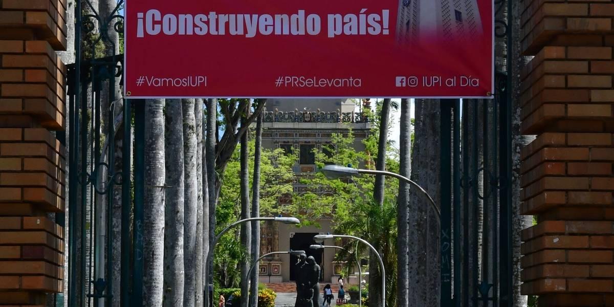 Portones de UPR Rio Piedras amanecen con soldaduras contra cierre