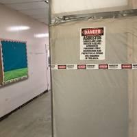 Asbestos en UPR Bayamón