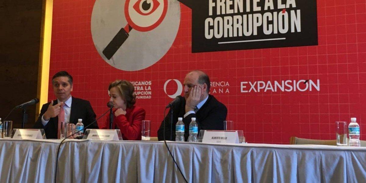 62% de las empresas más importantes de México reprueba en lucha anticorrupción