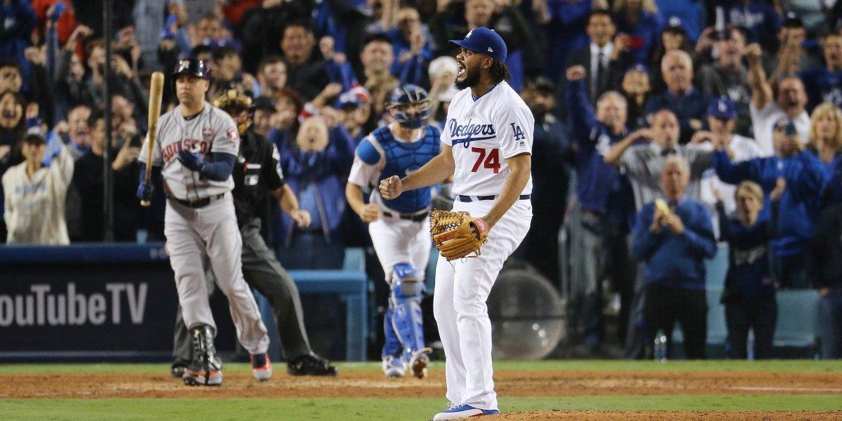 Dodgers obligan juego decisivo en la Serie Mundial 2017