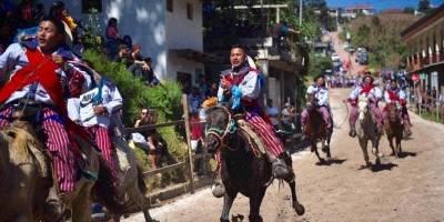 Carrera de Todos Santos Cuchumatán
