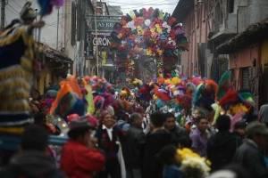 Día de Todos los Santos en Chichicastenango
