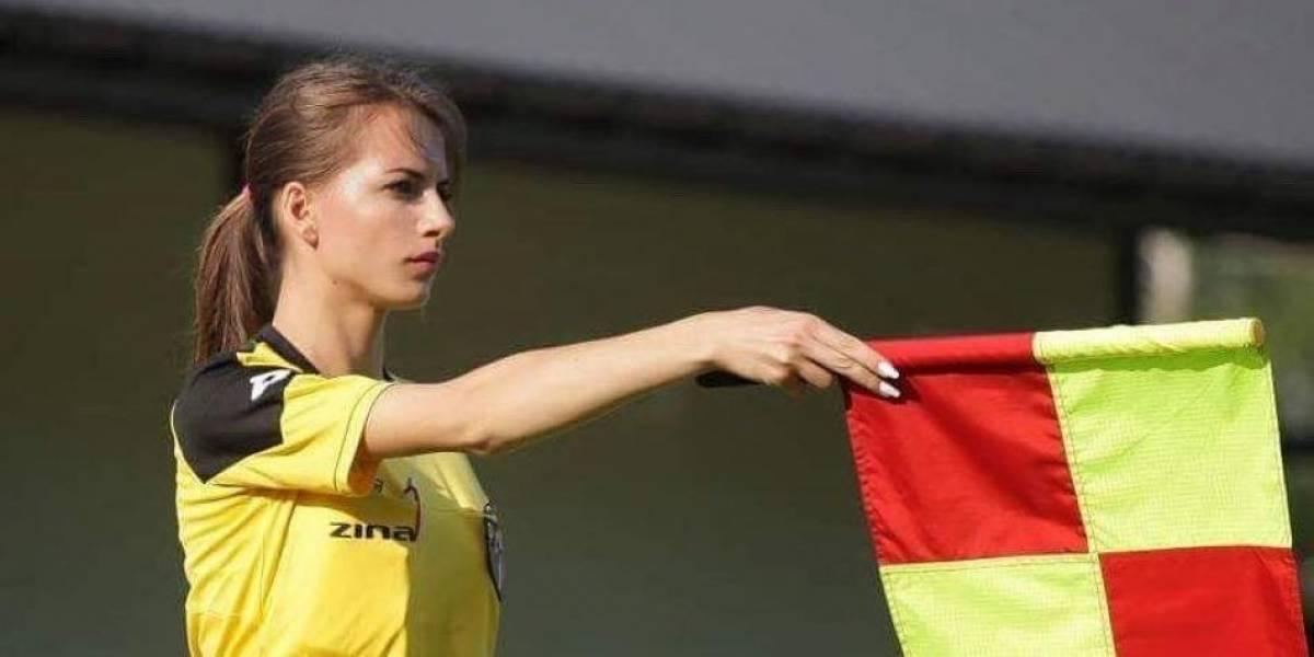Esta é Karolina Bojar, a 'árbitro mais sexy' do planeta