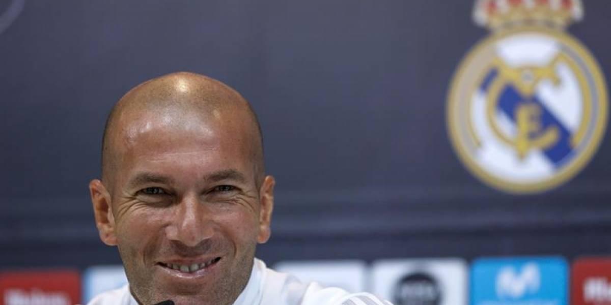 """Zidane: """"Cristiano es uno de los que nunca se puede dudar"""""""