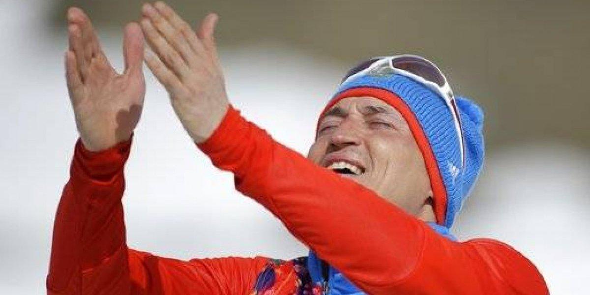 Medallista de oro ruso es descalificado por dopaje en Sochi