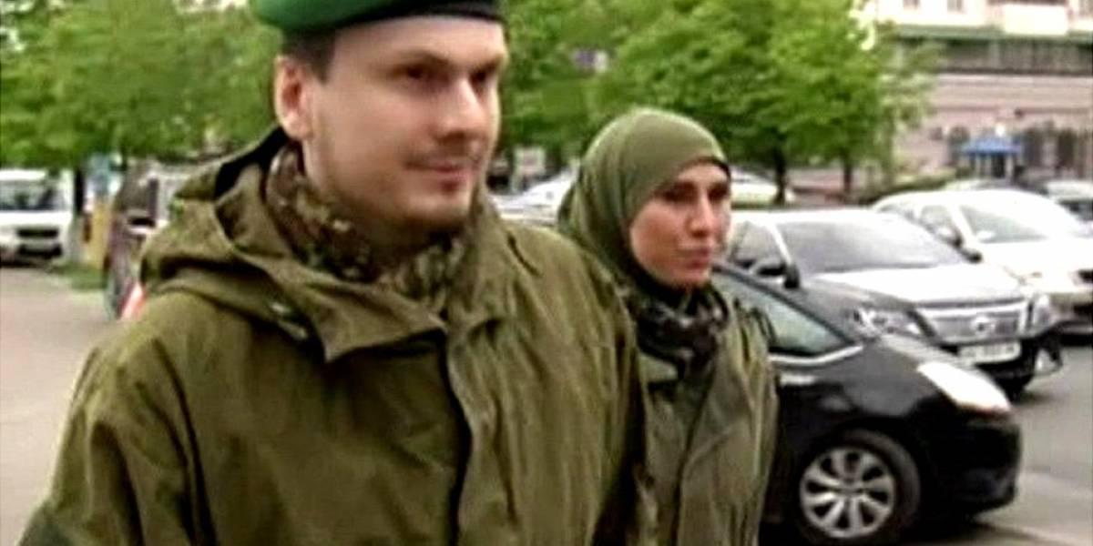 Adam Osmayev y Amina Okuyeva, el matrimonio al que Rusia acusa de querer matar a Vladimir Putin y que fue víctima de un atentado mortal
