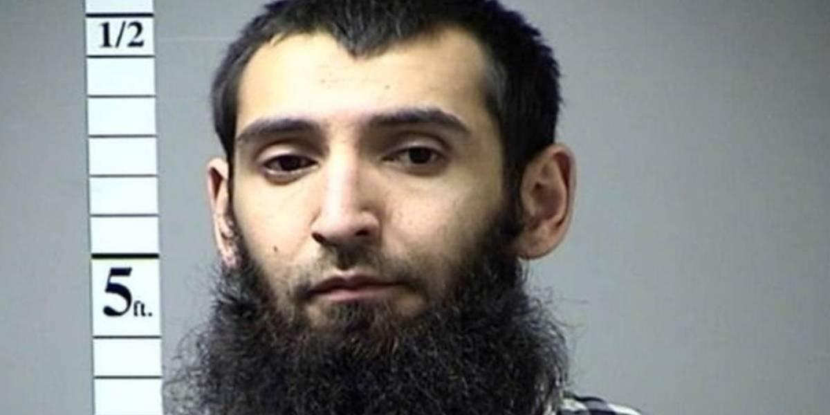 Atacante de Nueva York Sayfullo Saipov estaba vinculado al Estado Islámico y se radicalizó en EEUU