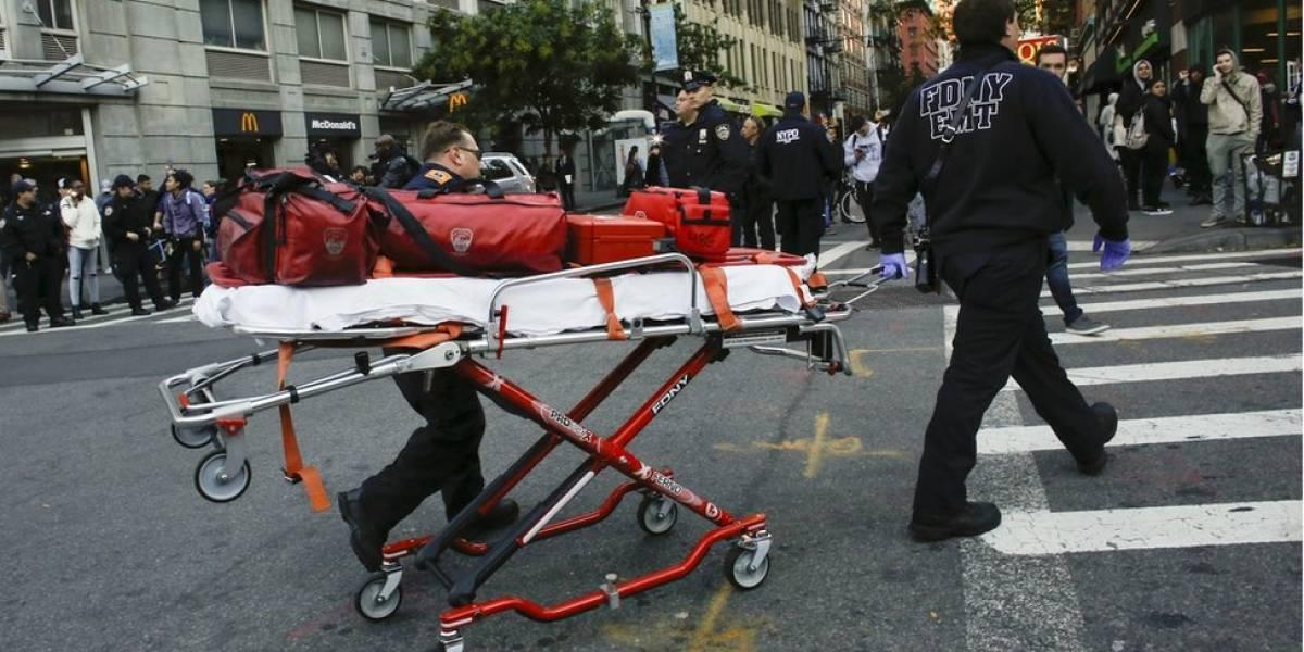 5 amigos argentinos mueren en el atentado en Nueva York