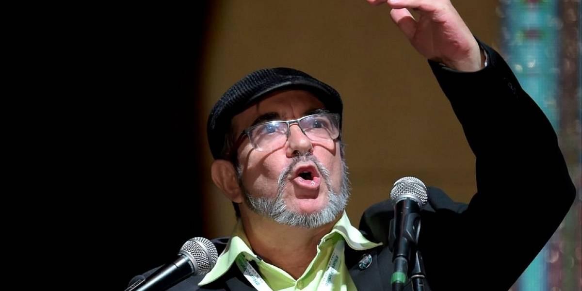 """Colombia: las FARC confirman que su ex máximo comandante, Rodrigo Londoño """"Timochenko"""", será candidato a la presidencia"""