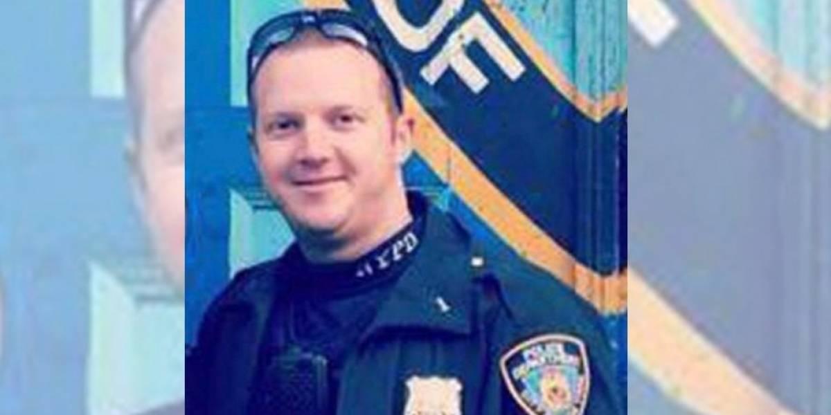 """""""Todos los neoyorquinos deberían agradecerle a Ryan Nash"""", el policía que detuvo al atacante Sayfullo Saipov en Nueva York"""