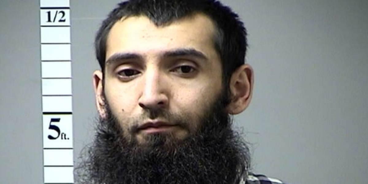 """Fiscales de Estados Unidos acusan a Sayfullo Saipov de """"terrorismo"""" por el ataque con una camioneta en Nueva York que dejó ocho muertos"""