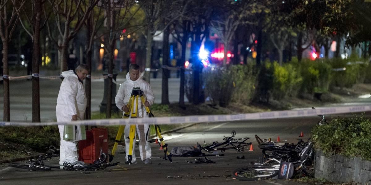 Atacante de NY dejó carta mencionando al Estado Islámico