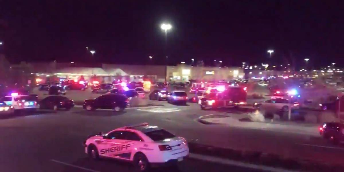 De nuevo EEUU: registran nuevo ataque que deja al menos tres fallecidos en un supermercado de Colorado