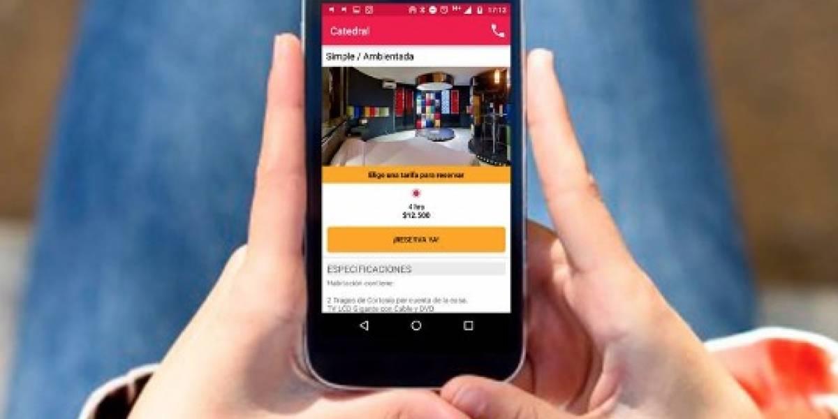 Guía y reserva de moteles, el emprendimiento chileno que aterriza en Colombia