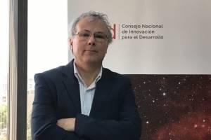 Juan Pablo Contreras, DT del reto Laboratorio Natural