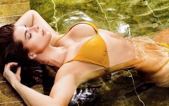 El sensual video de Carolina Cruz con el que mostró su lado más rudo